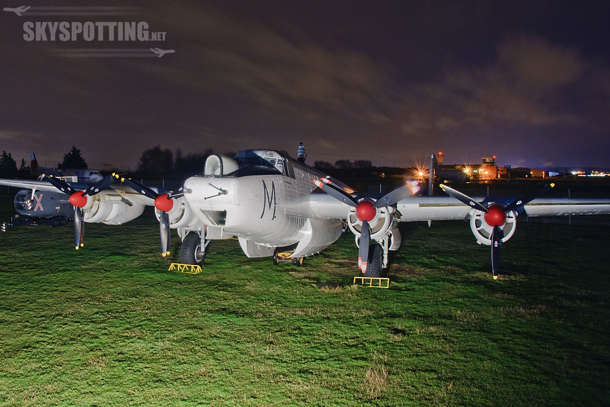 Museums, vol. 9 – United Kingdom – Avro Shackleton WR963 [Night Shoot] (Coventry)