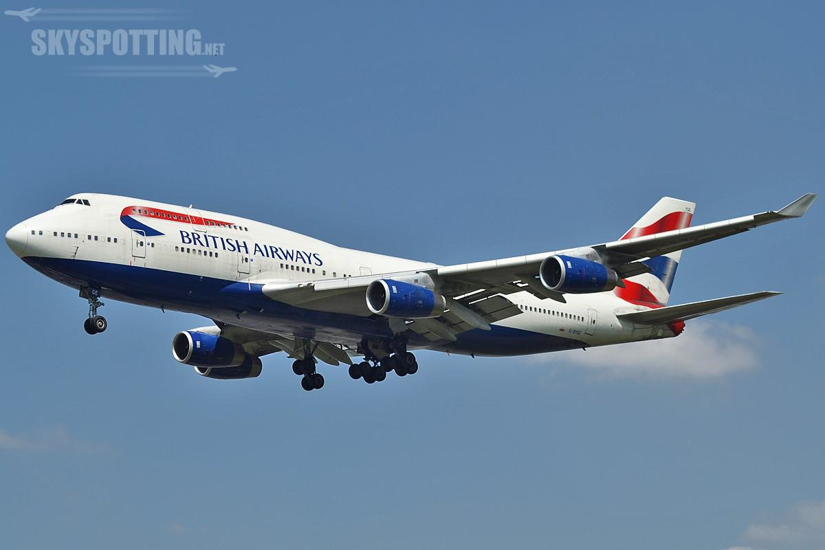 British Airways raises money for Ebola…