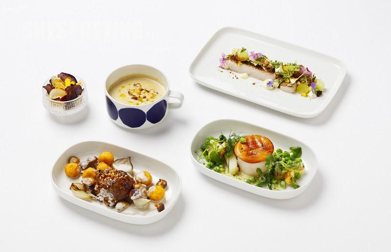 Finnair i wiodące fińskie restauracje zaoferują nowe autorskie menu