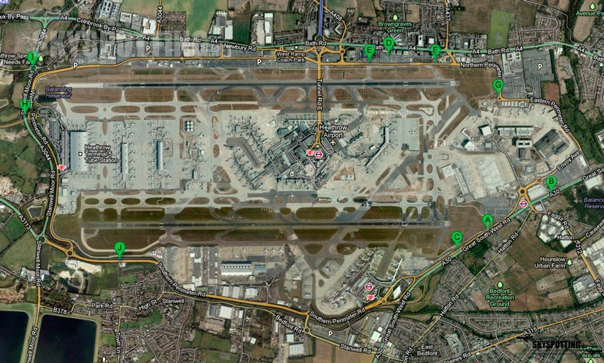 London Heathrow – przewodnik