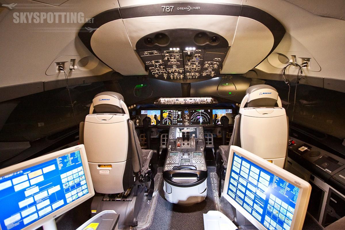 Poczuj się jak pilot Dreamlinera wspierając WOŚP!