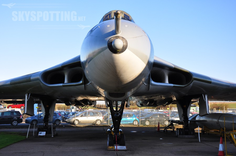 Museums, vol. 11 – United Kingdom – Newark Air Museum