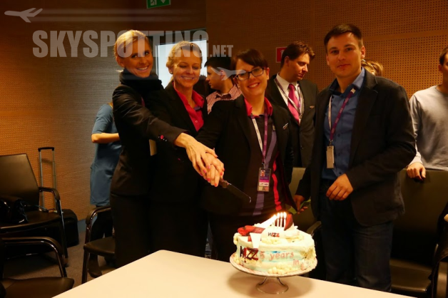 Wizz Air obchodzi 5 urodziny bazy  we Wrocławiu