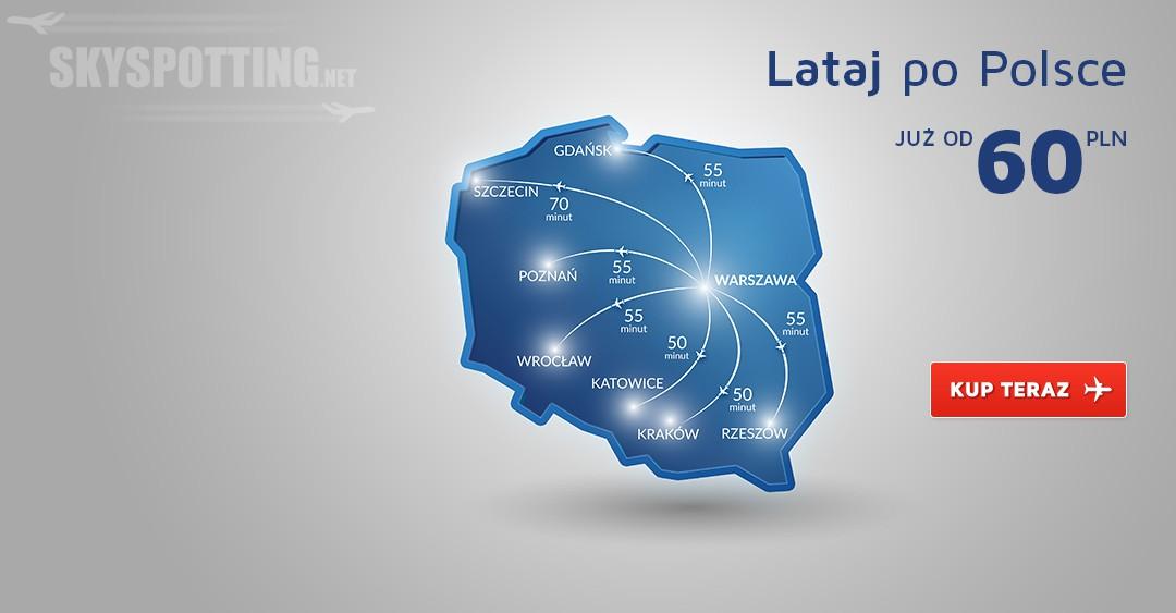 LOT Economy Simple – tańsze podróże bez bagażu rejestrowanego teraz także po kraju