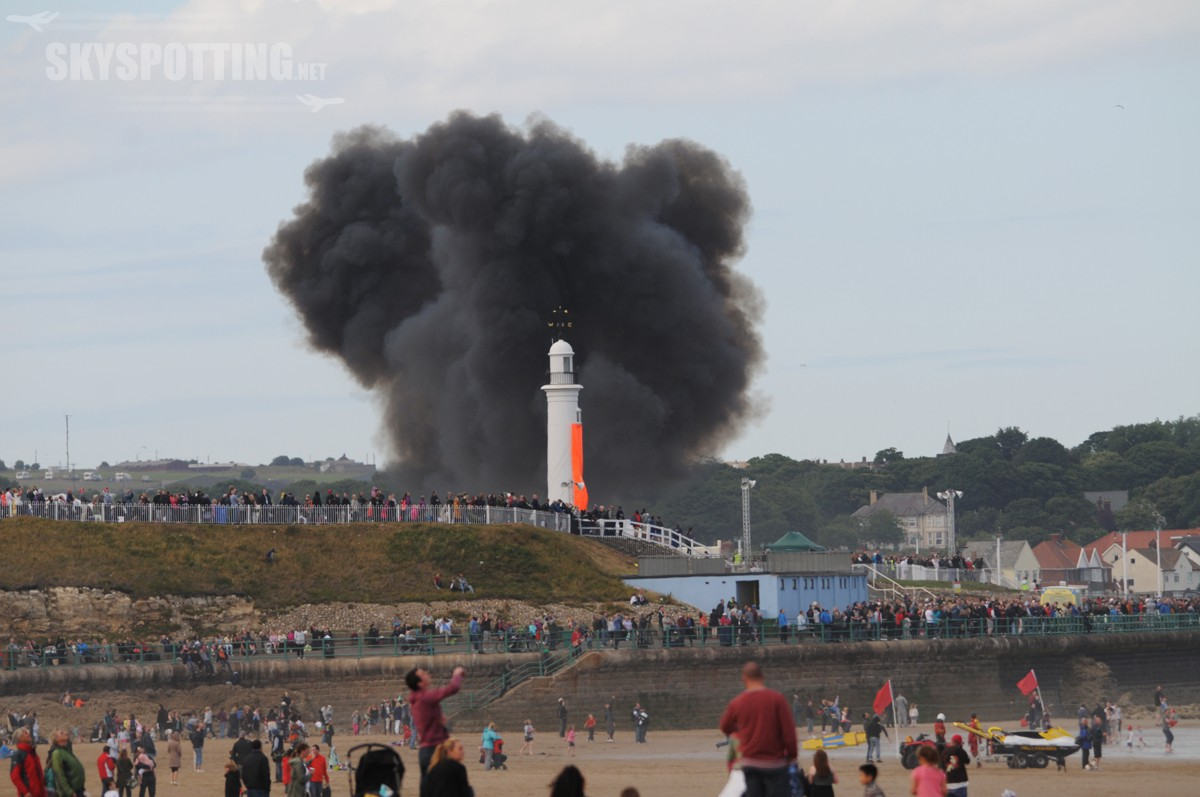 Sunderland International Air Show 2015