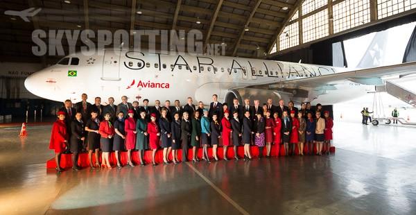 Avianca Brasil dołącza do sojuszu Star Alliance