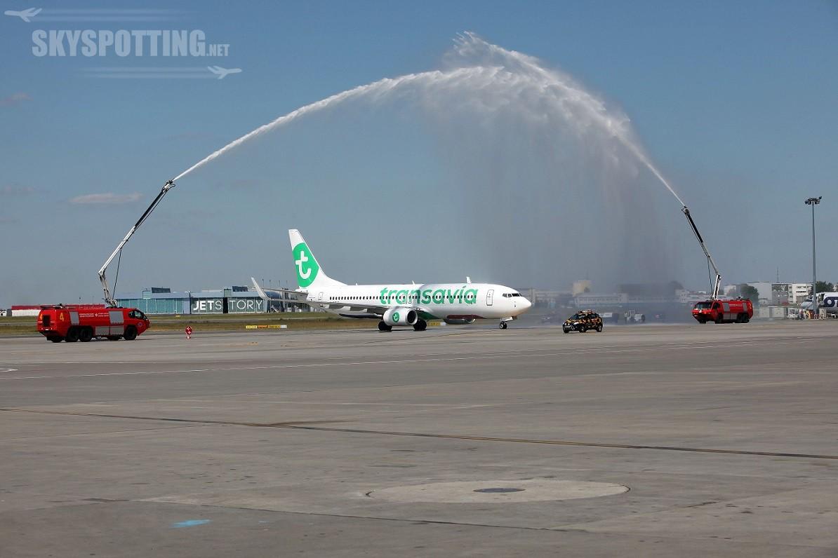 Transavia otwiera nowe połącznie Warszawa-Paryż