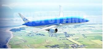 Pierwszy Dreamliner KLM