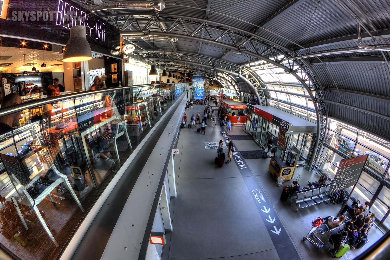Warszawa/Modlin – Sierpień: 54,3% wzrost liczby pasażerów