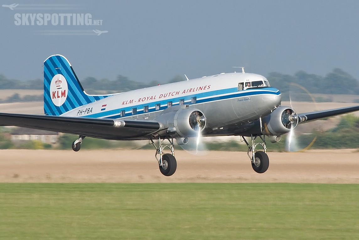 Douglas DC-3/C-47/Dakota