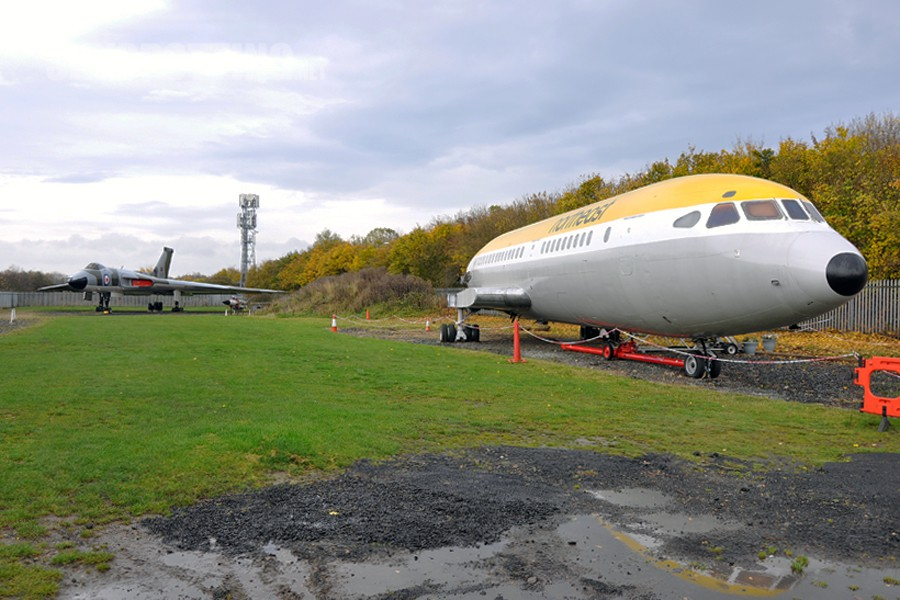 Museums, vol. 14 – United Kingdom – North East Aircraft Museum (Sunderland)