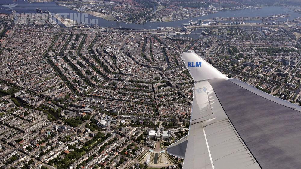 Dwa loty dziennie z Krakowa do Amsterdamu