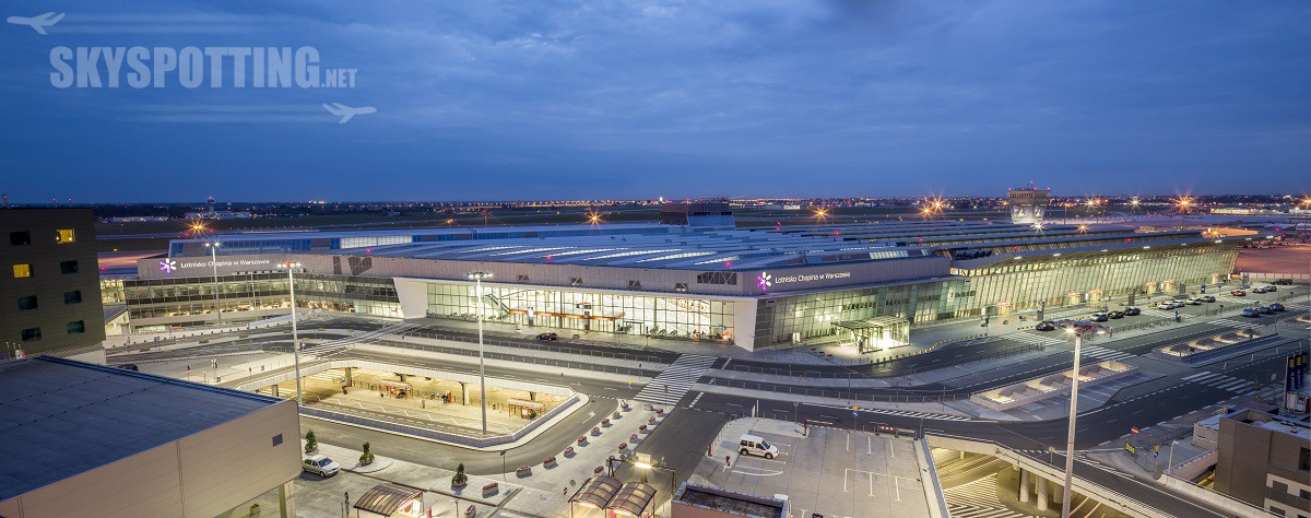 Lotnisko Chopina najpunktualniejszym lotniskiem na świecie