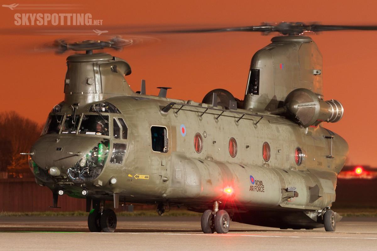 RAF Northolt Nightshoot XX
