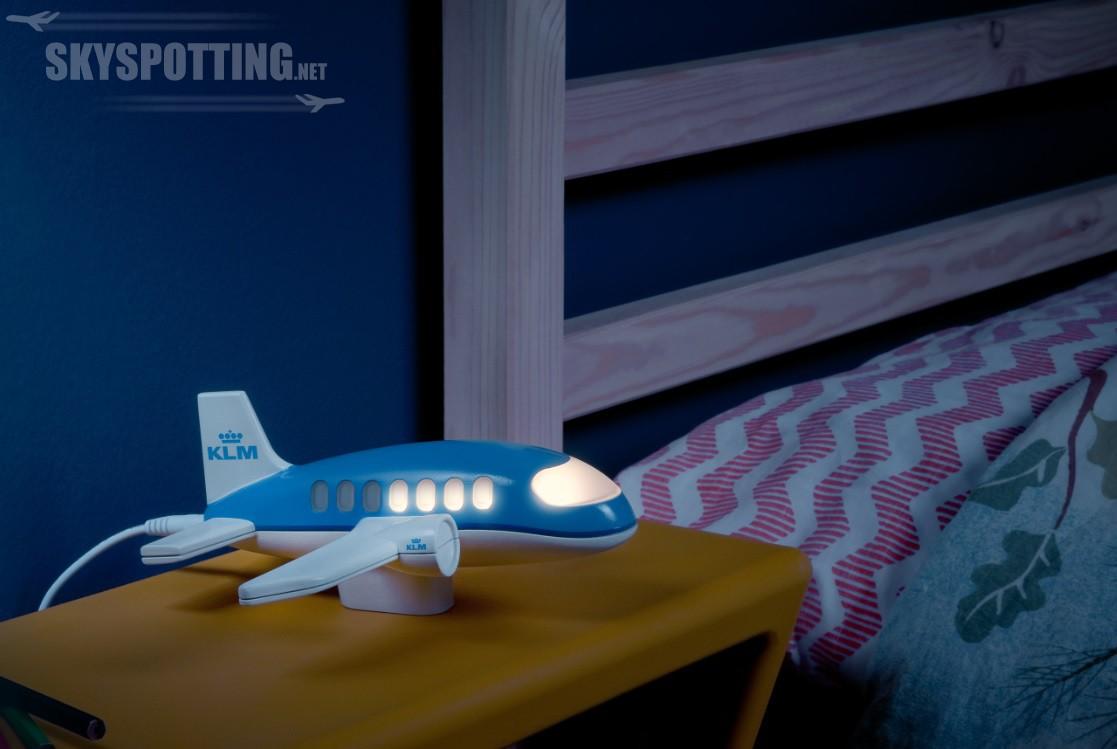 Pomysłowa lampka nocna dla najmłodszych