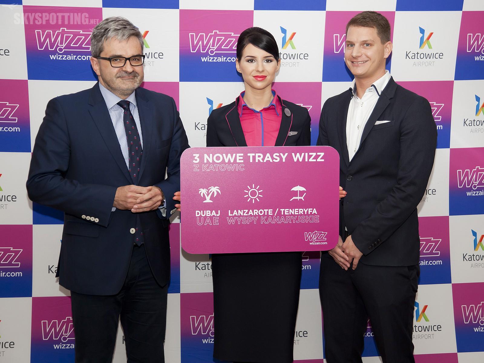 Wizz Air ogłasza kolejne słoneczne połączenia z Katowic