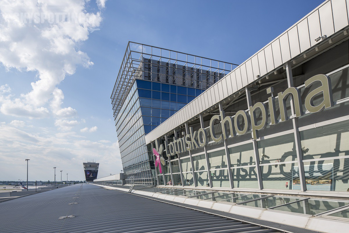 Nowy terminal na Lotnisku Chopina nagrodzony tytułem Budowy Roku