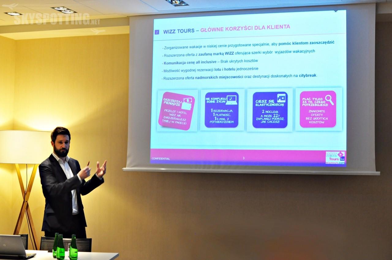 Wizz Tours oferuje pakiety wakacyjne do ponad 130 destynacji
