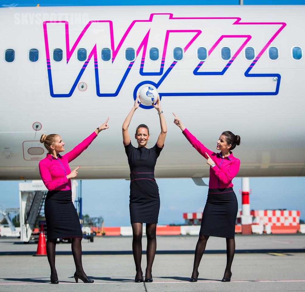Zobacz najnowszy materiał filmowy o załodze Wizz i zostań naszym pracownikiem