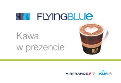 Przystąp do programu Flying Blue i od razu pomnażaj korzyści z podróżowania!