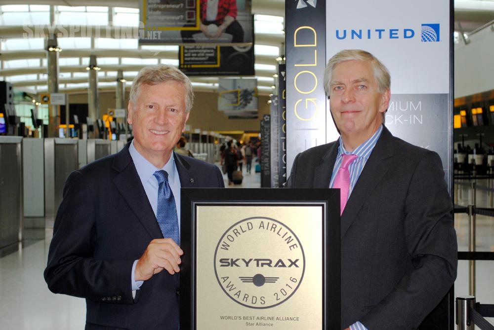 STAR ALLIANCE zdobywa tytuł Best Alliance w plebiscycie Skytrax World Airline Awards