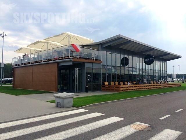 """""""Carte d'Or"""" i """"Eat&Fly"""" – coraz większa oferta gastronomiczna lotniska"""