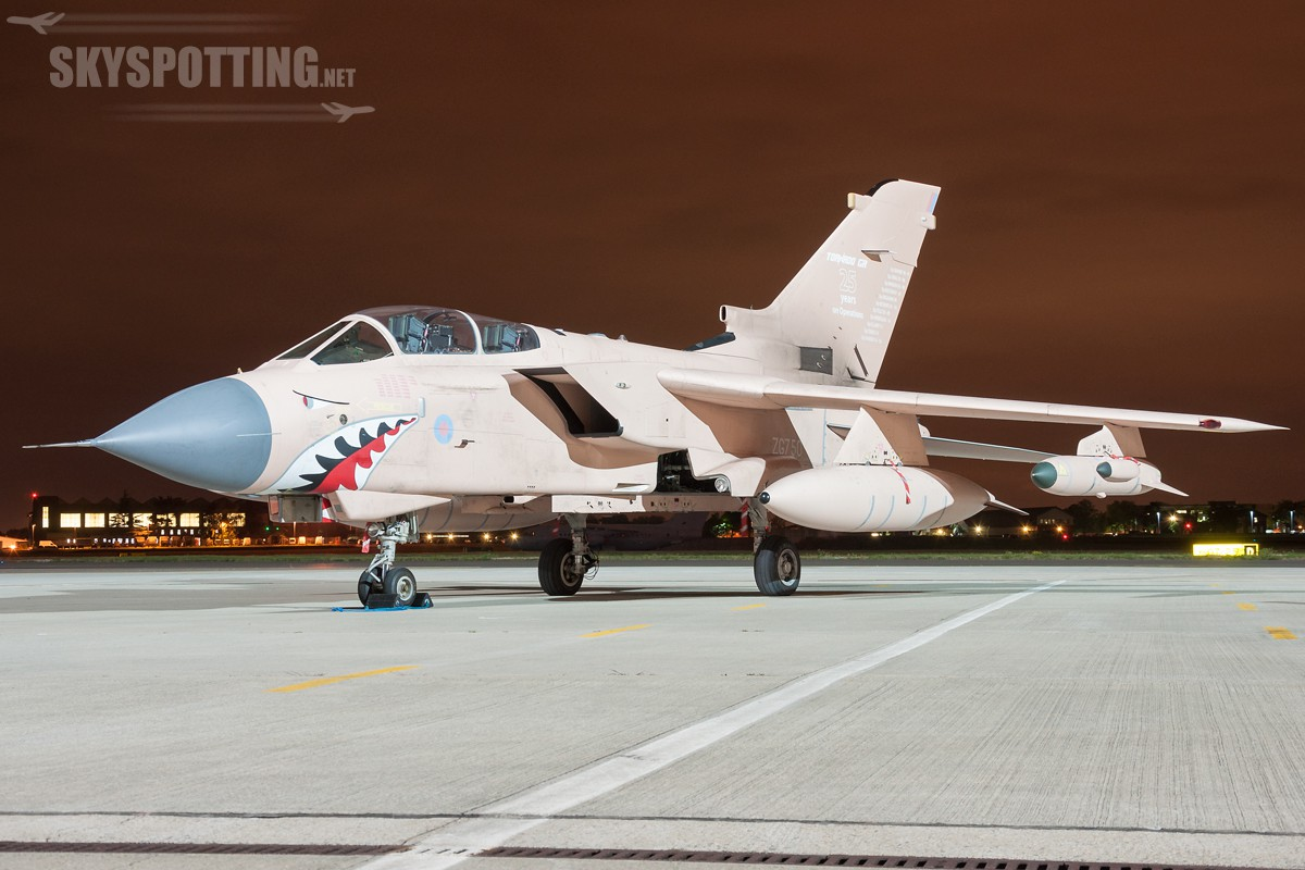 RAF Northolt Nightshoot XXI