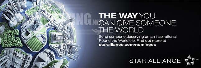 PODARUJ KOMUŚ ŚWIAT – oddaj głos by nagrodzić osobę, która na to zasługuje podróżą dookoła świata ufundowaną przez sojusz Star Alliance