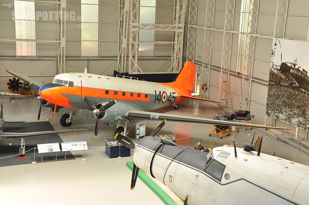 Museums, vol. 23 – Italy – Museo Storico Aeronautica Militare (Vigna di Valle)