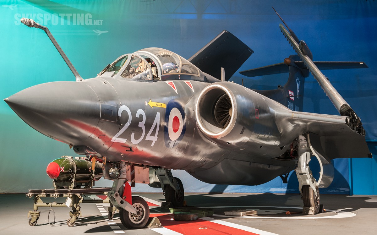 Museums, vol. 21 – United Kingdom – Fleet Air Arm Museum (FAAM) (RNAS Yeovilton)