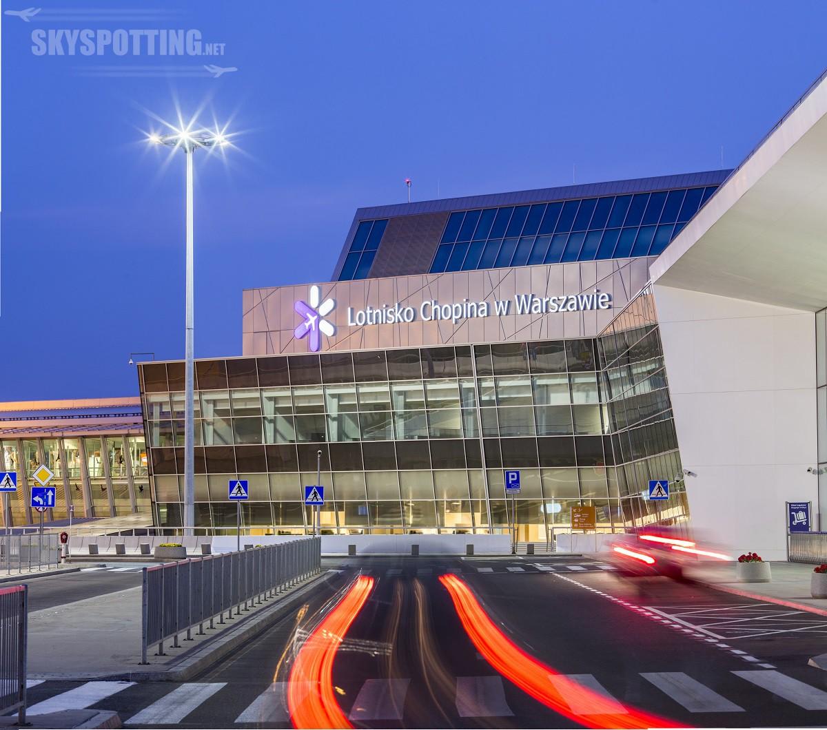 Rekordowy wzrost w październiku na Lotnisku Chopina