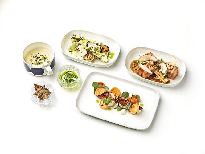 Finnair wprowadza kandydata Bocuse d'Or na szefa kuchni z najnowszym autorskim menu