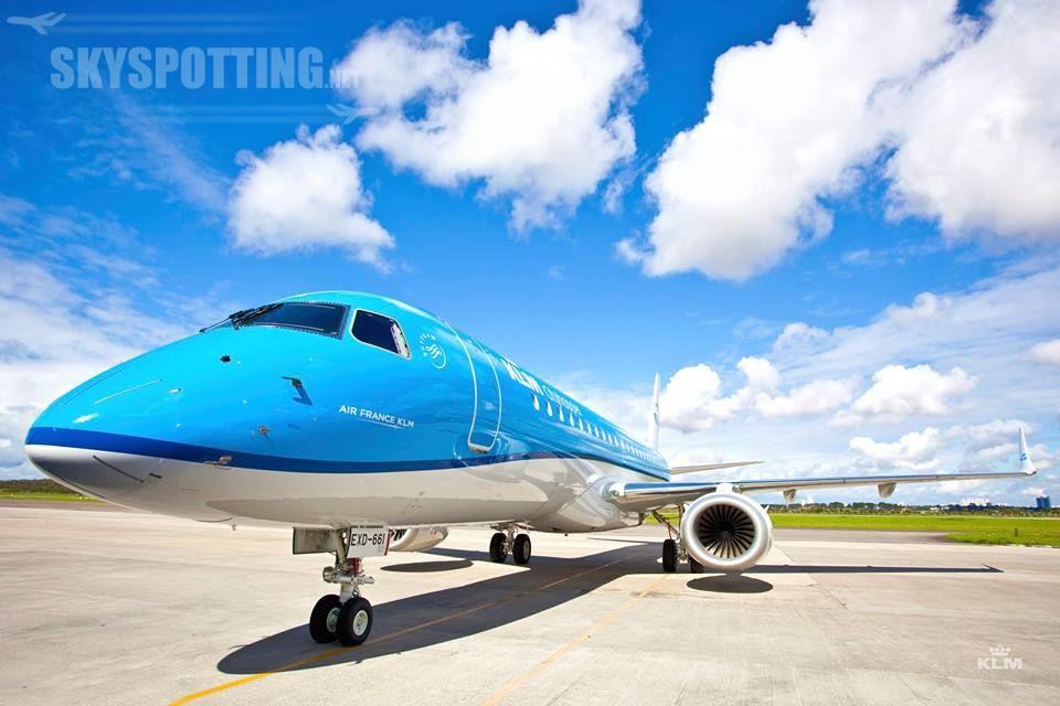 KLM rozpoczyna loty do Gdańska