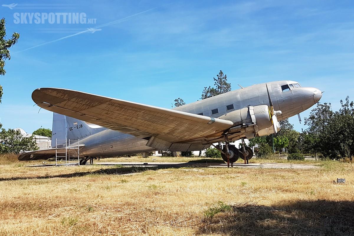 Śladami pomników lotniczych, część 4 – Douglas DC-3, Mallorca, Hiszpania