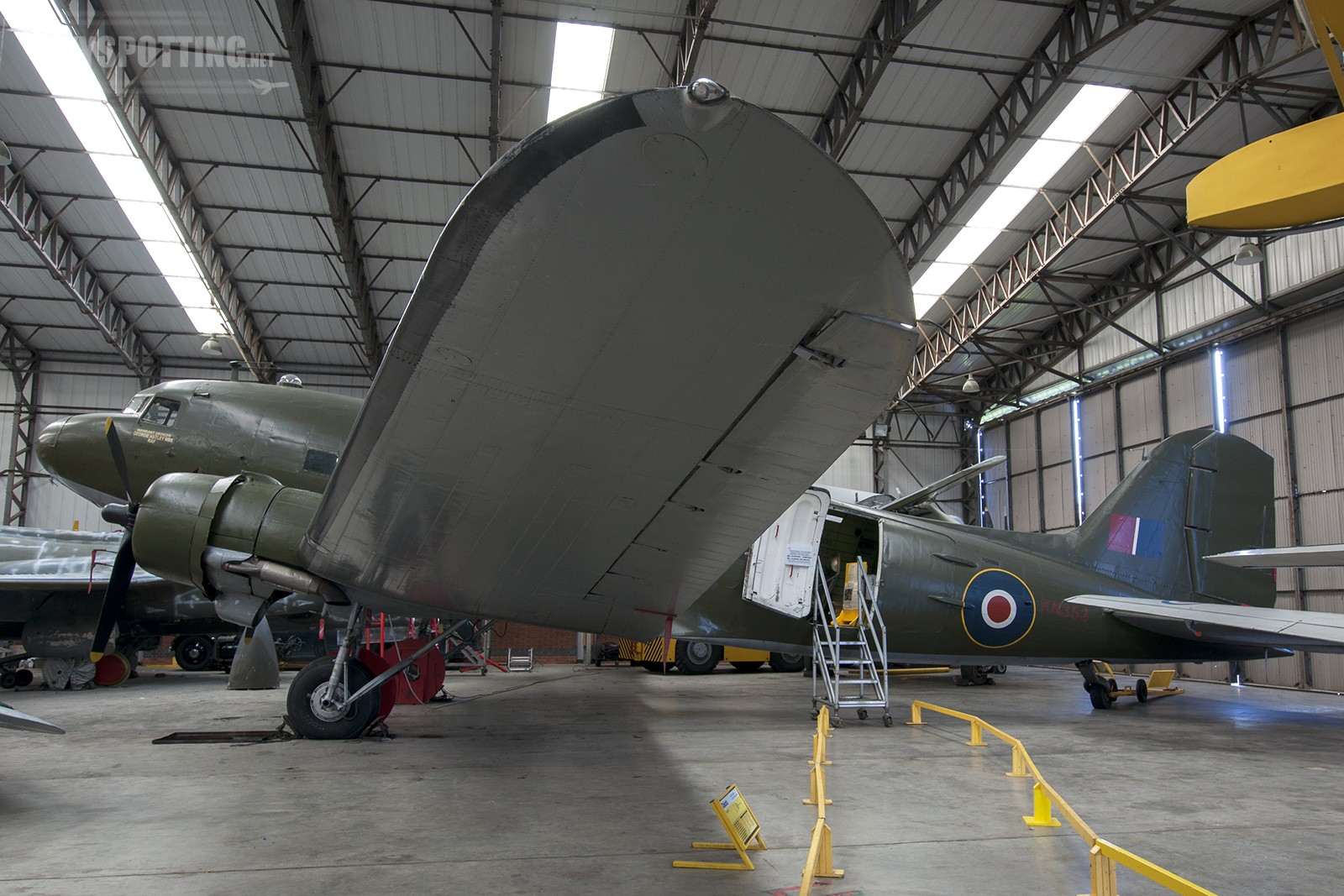 Museums, vol. 30 – United Kingdom – Yorkshire Air Museum (Elvington)
