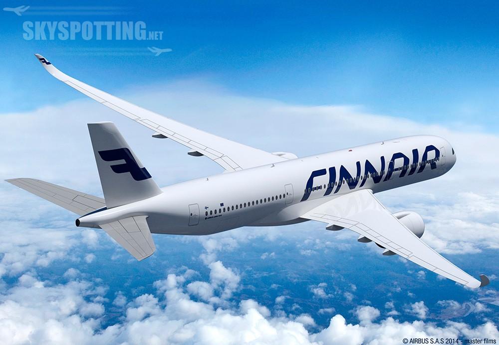 Skytrax: Finnair najlepszą linią lotniczą w Europie Północnej 8 rok z rzędu