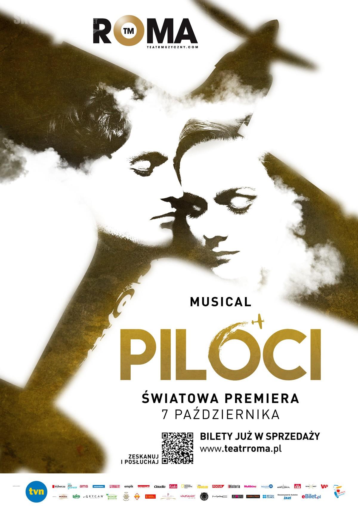 """Musical """"Piloci"""" Teatr Muzyczny ROMA"""