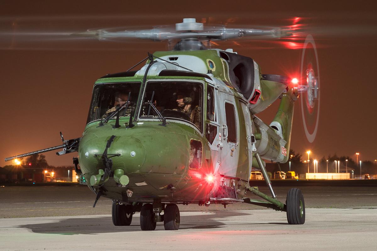 RAF Northolt Nightshoot XXIII