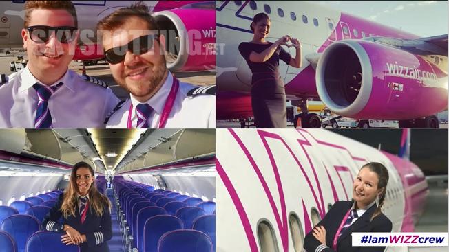 Wizz Air ogłasza największą w swojej historii kampanię rekrutacyjną