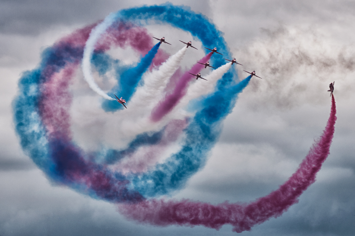 Royal International Air Tattoo 2017