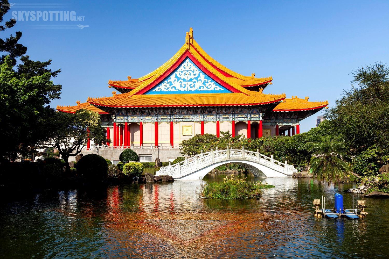 Tajwan – wyspa kontrastów. Od wiosny polecimy Air France do Tajpej.