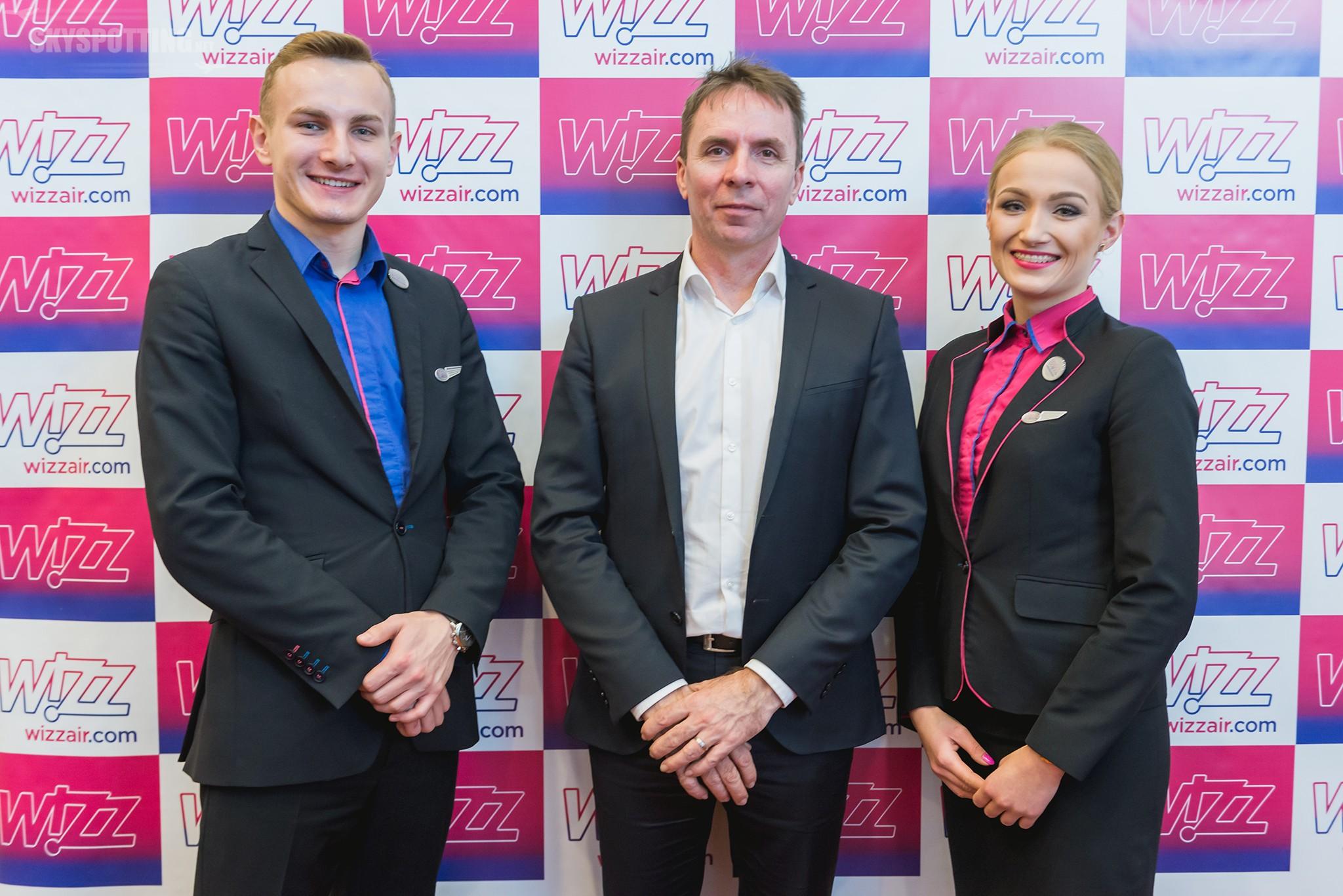 Wizz Air kończy 2017 rok z rekordową liczbą pasażerów i planuje kolejny rok silnego rozwoju