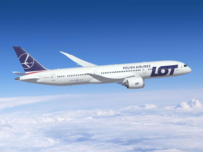15 Dreamlinerów do końca 2019 roku. LOT zamawia kolejne Boeingi 787
