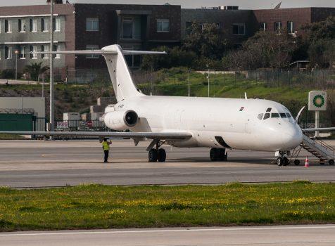 Portugalia – Planespotting (Dzień 1)