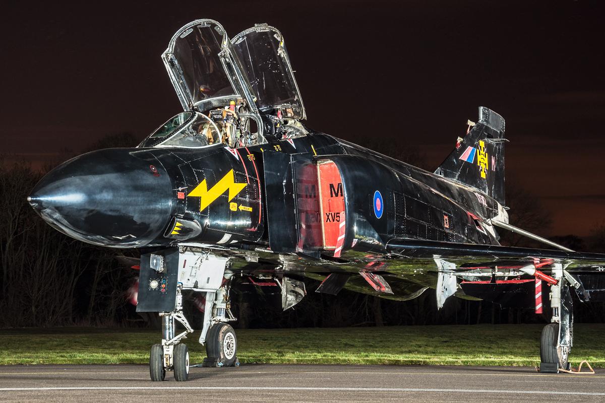 RAF Cosford Nightshoot