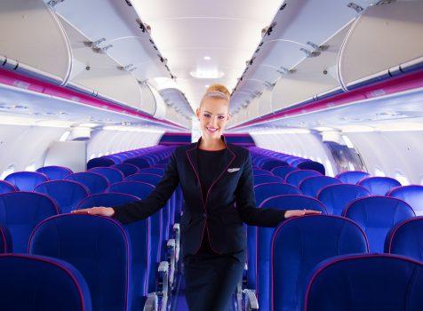 Wizz Air podpisuje zamówienie z GEVEN na wyposażenie 110 samolotów Airbus A321NEO. Rozbudowa floty Wizz i nowy model siedzeń