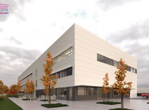 WIZZ AIR rozpoczyna budowę nowego centrum szkoleniowego