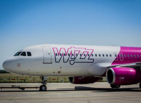 Rozwój Wizz Air w Europie i kolejny rekord. 30 milionów pasażerów przewiezionych w ostatnich 12 miesiącach