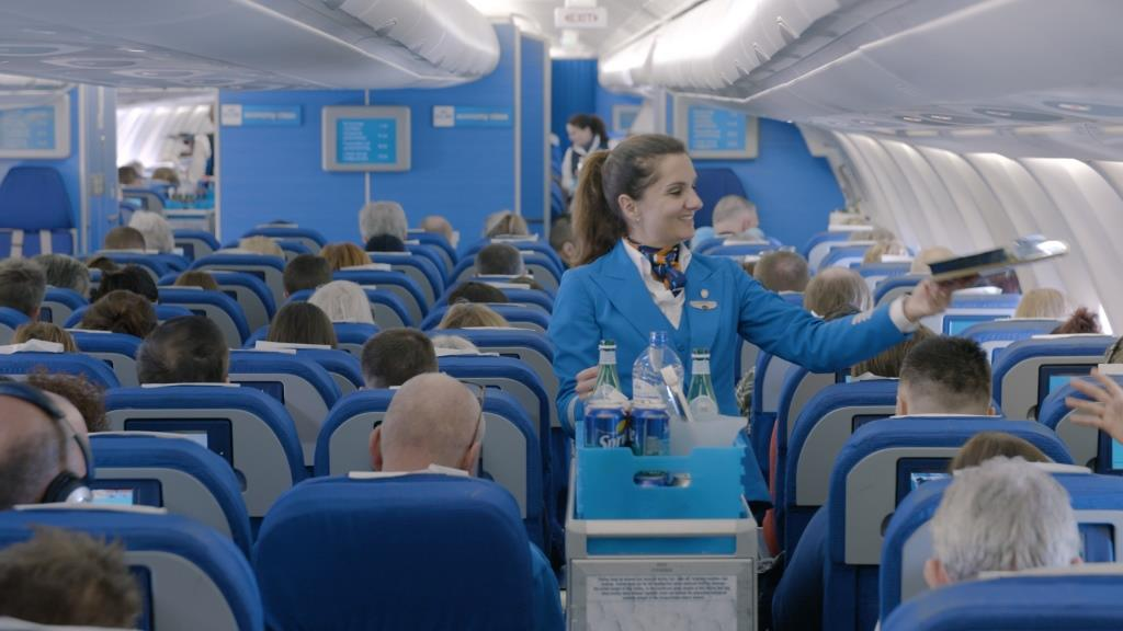 KLM – Serwis pokładowy w nowej odsłonie