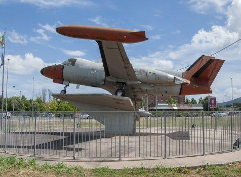 Śladami pomników lotniczych , część 27 – Piaggio , Lucca , Italia